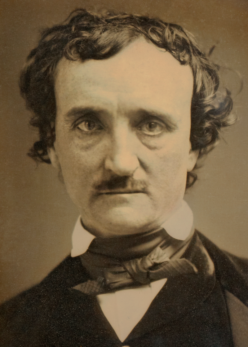 a report on the detective stories of edgar allan poe The mystery or detective story, a category virtually invented by poe, represents   report on probability a  how influential is edgar allan poe.
