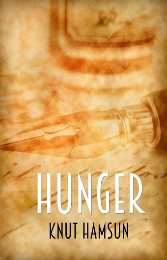hunger front cover